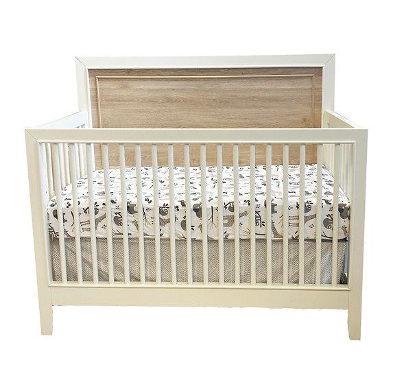Birch crib