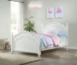 Princess Full Size Bed White.jpg