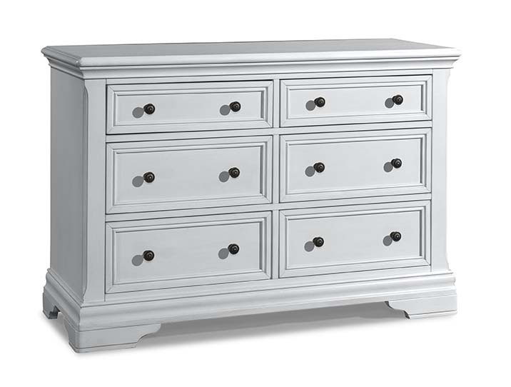On Sale Stella Baby and Child Athena Collection Double Dresser in Belgium Cream