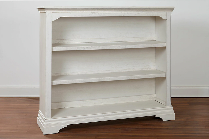 Stella Baby and Child Kerrigan Collection Hutch/Bookcase in Rustic White