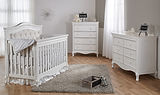 Diamante crib set