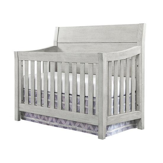 Timber Ridge Convertible Crib | Weathered Washed Sierra