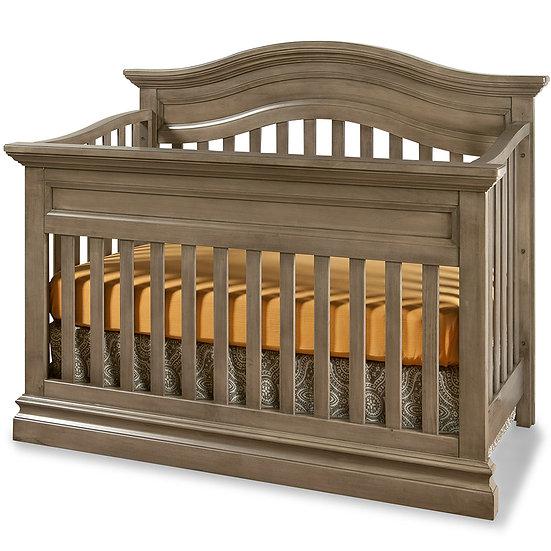 Stone Harbor Convertible Crib | Cashew