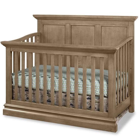 Pine Ridge Convertible Crib | Cashew
