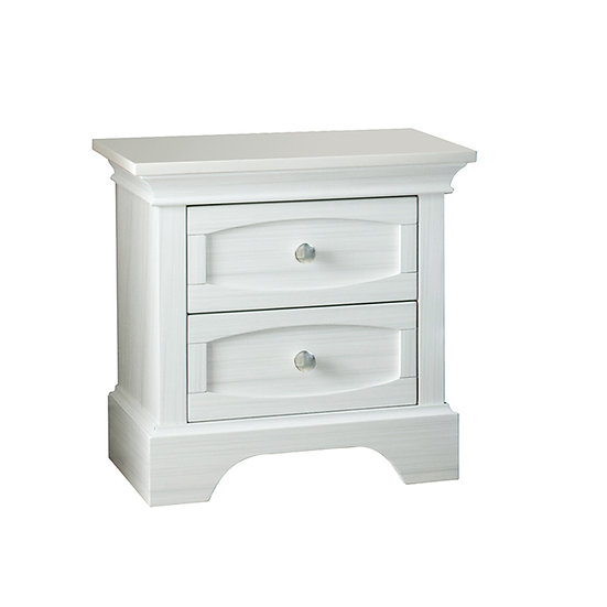 Ragusa Night Stand in Vintage White