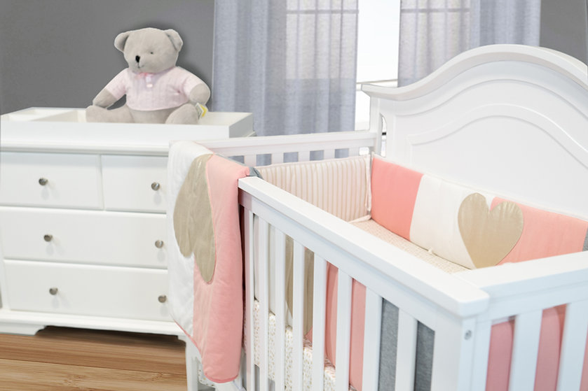 Catania crib with single dresser noah.jp