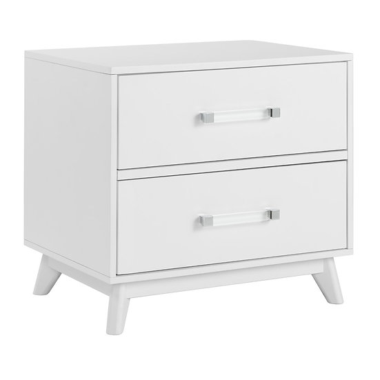 Holland - White Night Stand