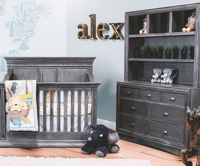 3 PIECE CHIC CRIB PACKAGE DEAL