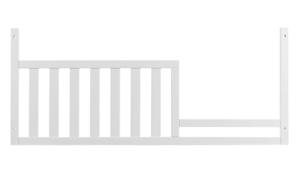 Holland - White 4 in 1 Guard Rail