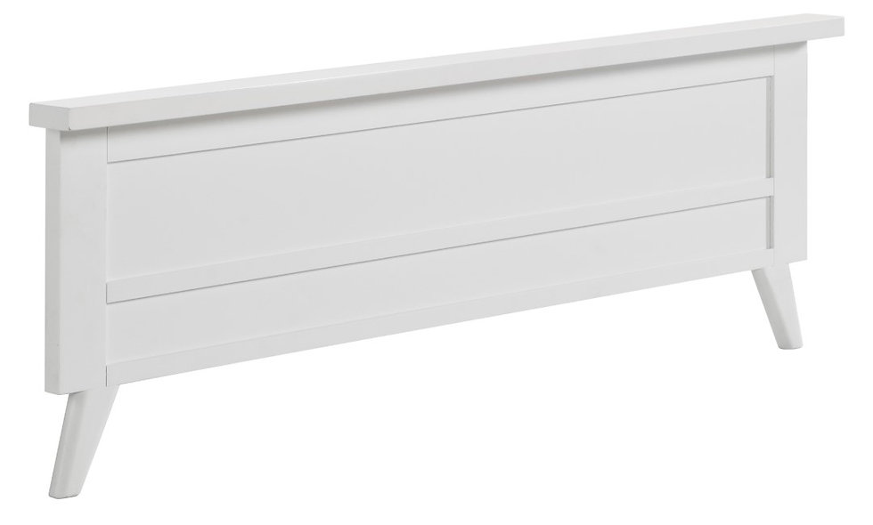 Holland - White Low Profile Footboard