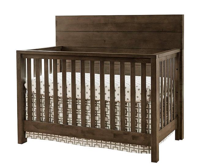 Dovetail crib