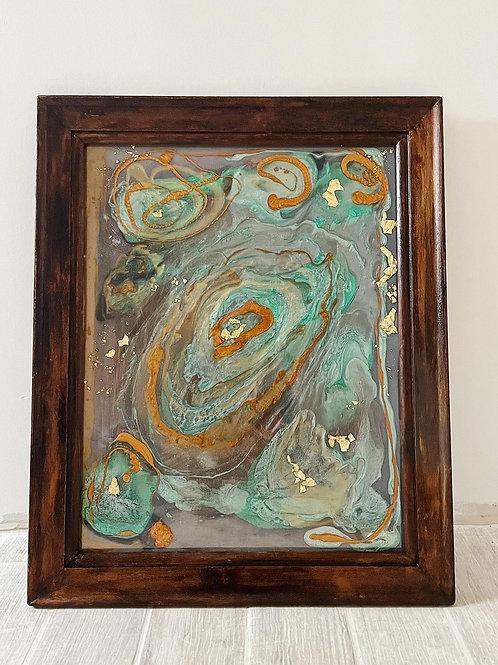 Aqua Gold Lure