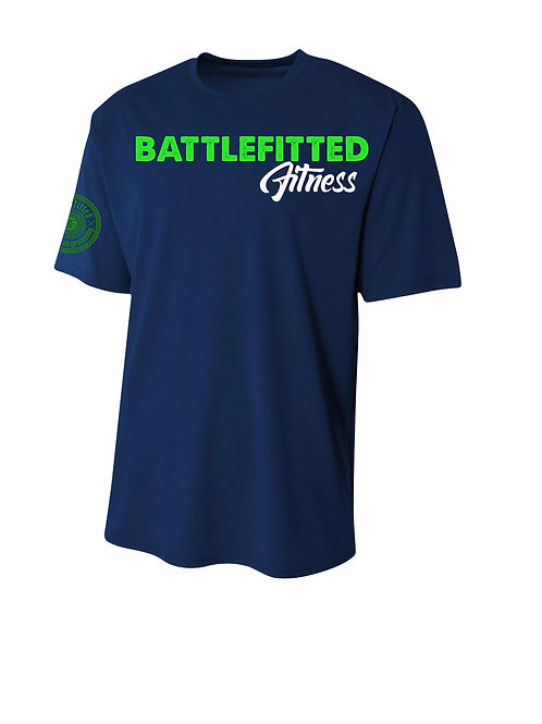 BattleFitted Fitness Performance Shirt