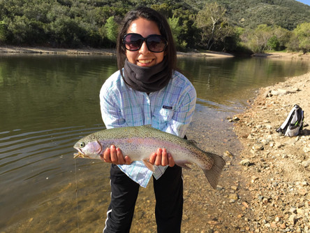 Personal Best Record Trout!