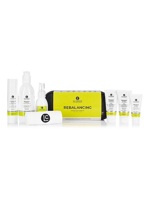 La Clinica Rebalancing Vitamin A Combination Skin Detox Rebalancing Kit