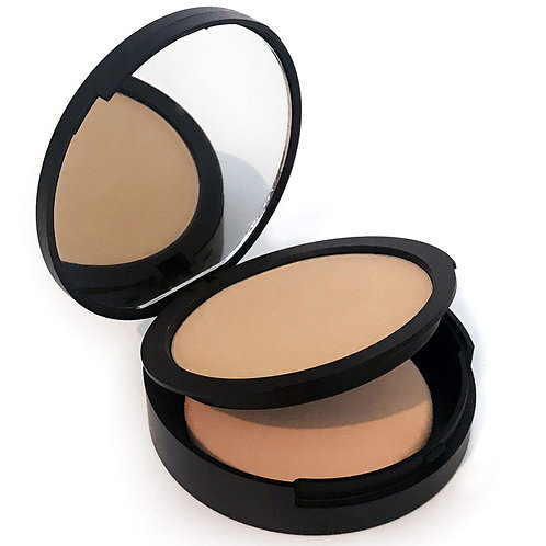ELES Mineral Powder Foundation with Pressed Sponge 12.75g