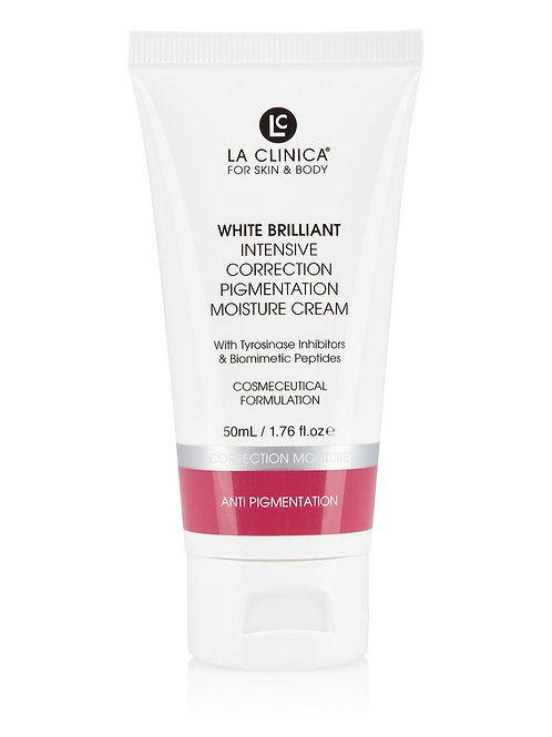 La Clinica White Brilliant Intensive Correction Pigmentation Moisture Cream 50ml