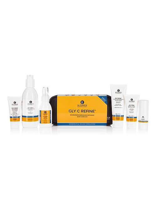 La Clinica Gly C Microdermabrasion Kit - Active