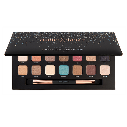 Garbo & Kelly Overnight Sensation Eyeshadow Palette