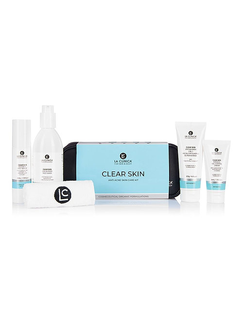 La Clinica Clear Skin Anti Blemish Skin Care Kit