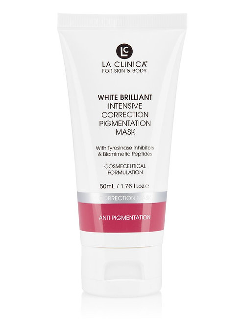 La Clinica White Brilliant Intensive Correction Pigmentation Mask 50ml