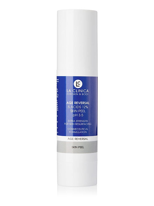 La Clinica Age Reversal 5 Acids 12% Skin Peel PH 3.5 50ml