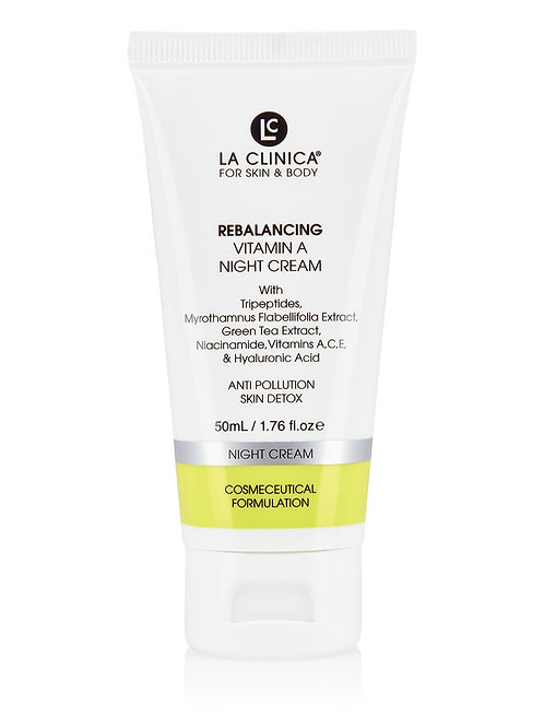 La Clinica Rebalancing Vitamin A Night Cream 50ml