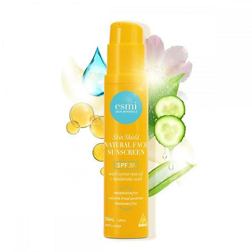 Skin Shied Natural Sunscreen SPF 30 50ml
