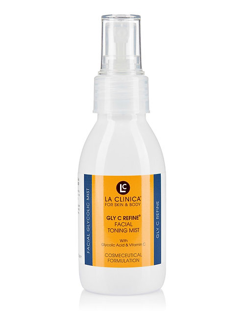 La Clincia Gly C Refine Facial Toning Mist - 8% Glycolic Acid 100ml