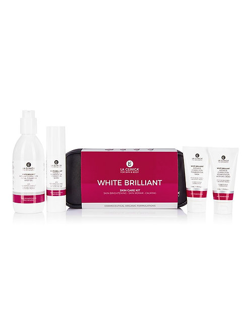 La Clinica White Brilliant Pigmentation Correction White Brilliant Skin Kit