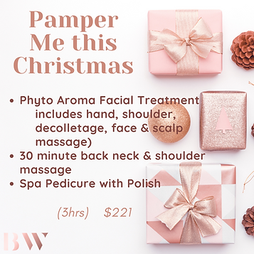 Pamper me this christmas.png