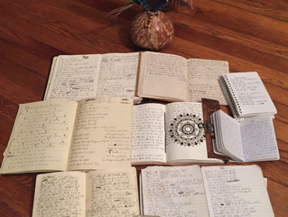 Opening the mind and spilling its guts.  (What I have learned from 15 years of Journaling)