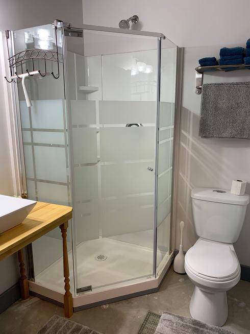 Bathroom Suites 1,2 & 3