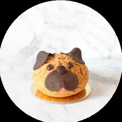 Mochi : Chocolate & Salted caramel Pug