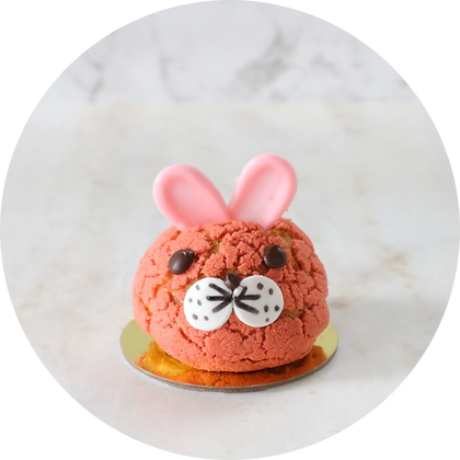 Hopper : Strawberry Bunny