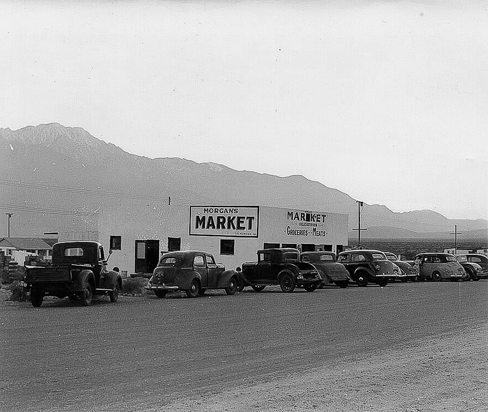 8-04 Morgan_s Market Pierson Blvd 1945 o