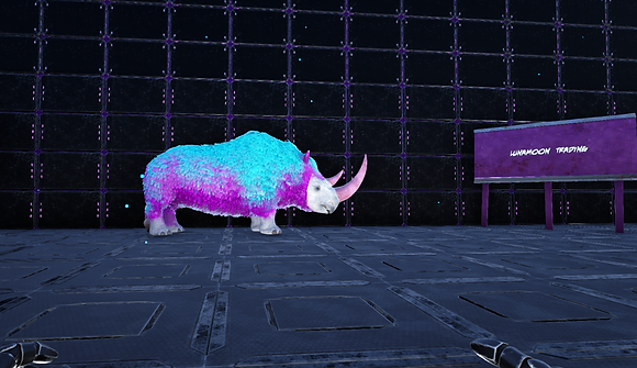 CC Wooly Rhino (Pc PvE)