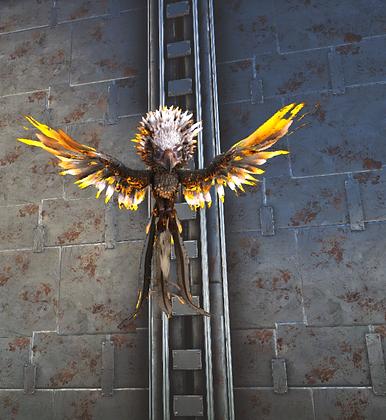 Super Rare Phoenix Chibi (Pc PvE)