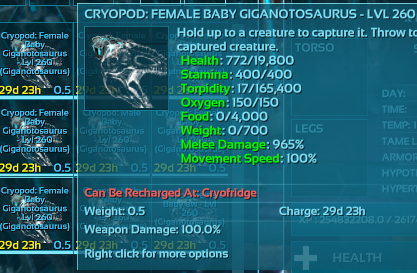 965 MD Baby Giga Pair (Pc PvE)