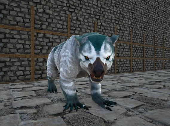 376 Female Thyla (Pc PvE)