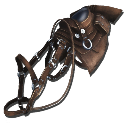 Saddle for any dino +80 (Pc Smalltribes)