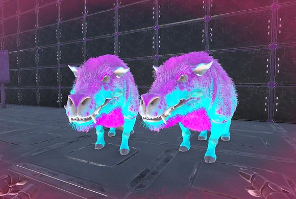 CC Pair of Daeodons (Pc PvE)