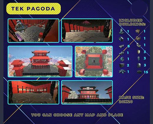 Tek Pagoda (Pc PvE)
