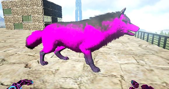 323 Unleveled Wolf