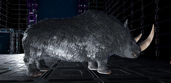 All Black Boss Rhino Clone (Pc PvE)