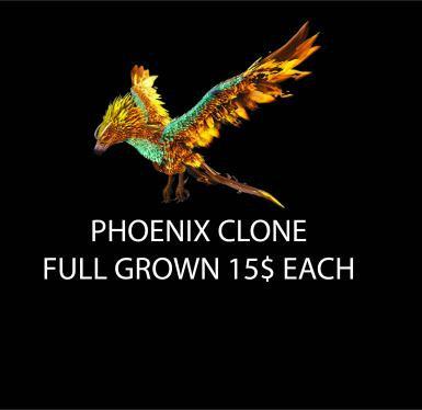 Phoenix Clone (Pc Smalls)