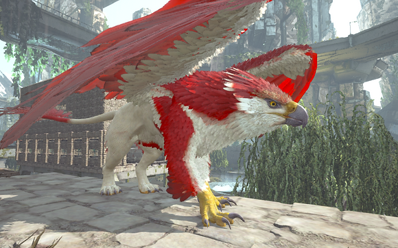 212 Red And White Griffin Clone (Pc PvE)