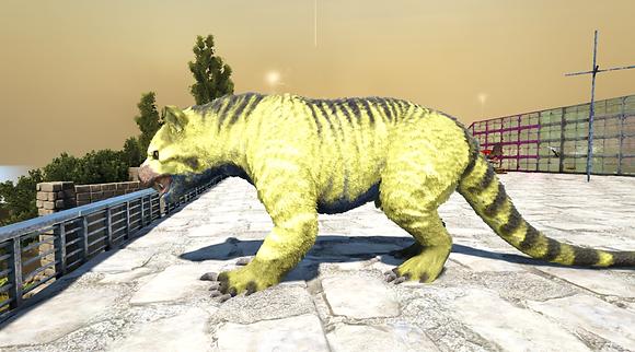 283 Unleveled Thyla (Pc PvE)