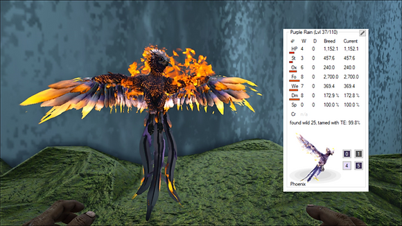 Purple Phoenix! (Pc PvE)