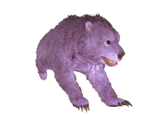 Purple Bear Clone (Pc PvE)
